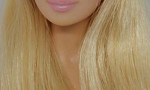 Barbie Hair Colour