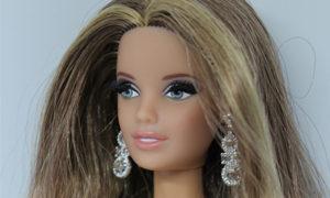 Barbie Hair Shape
