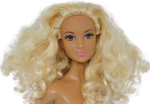 Barbie Hair Mid-Long