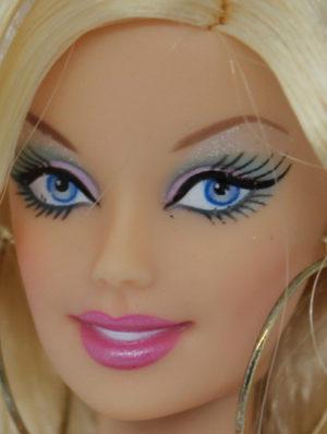 Barbie Skin White