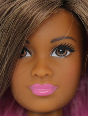 Barbie Face Oval