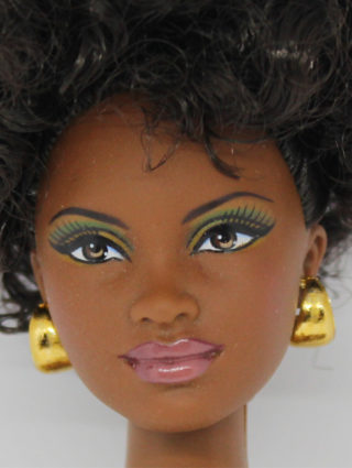 Barbie Face Round