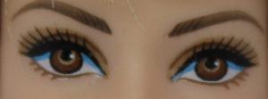 Barbie Eyes Brown