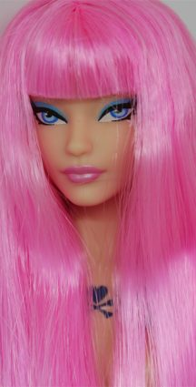 Barbie Hair others colours
