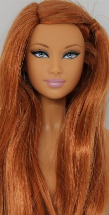 Barbie Hair Ginger