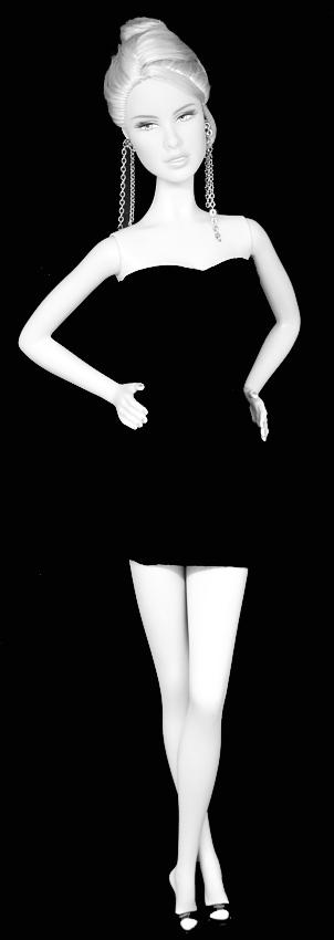 Barbie Ophelie