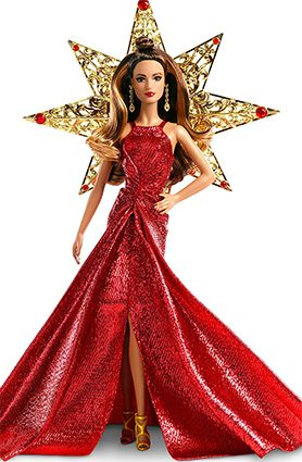 Barbie Holiday dolls