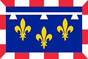 Drapeau Centre (FR)