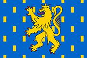 Drapeau Franche-Comté (FR)