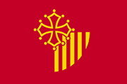 Drapeau Languedoc-Roussillon (FR)