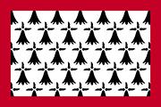 Drapeau Limousin (FR)