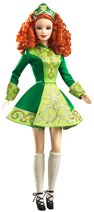 Barbie - Irish Dance