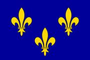 Drapeau Ile de France (FRA)