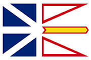 Drapeau Newfoundland and Labrador