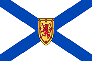 Drapeau Nova Scotia