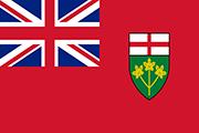 Drapeau Ontario