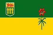 Drapeau Saskatchewan