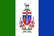 Drapeau Yukon (CAN)