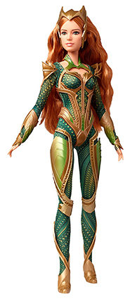 Barbie Mera Justice League