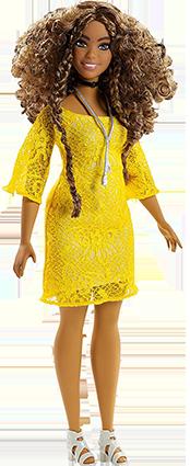 Barbie Fashionistas N°85