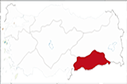 Region Southeastern Anatolia (TUR)