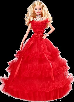 Barbie Blanche