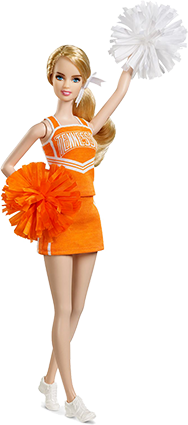 Barbie Collection University - Tennessee