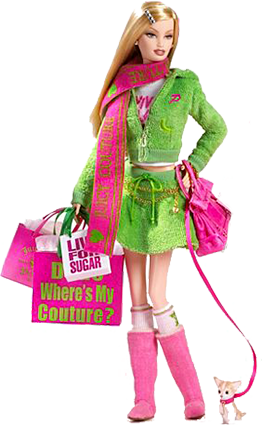 Barbie Juicy Couture