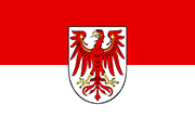 Drapeau Brandenburg