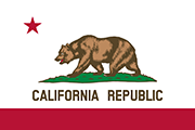 Drapeau California