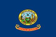 Drapeau Idaho