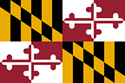 Drapeau Maryland