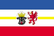 Drapeau Mecklenburg-Vorpommern