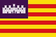 Drapeau Baleares