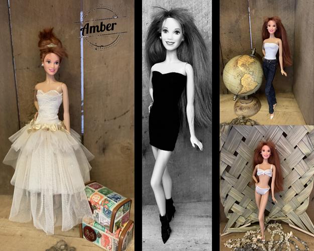 Miss Barbie Amber