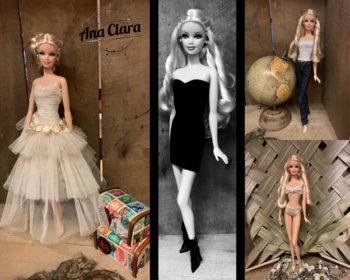 Miss Barbie Ana Clara