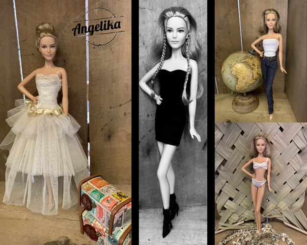 Miss Barbie Angelika