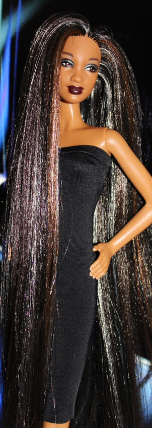 Barbie Olympe