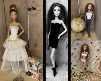 Miss Barbie Bella