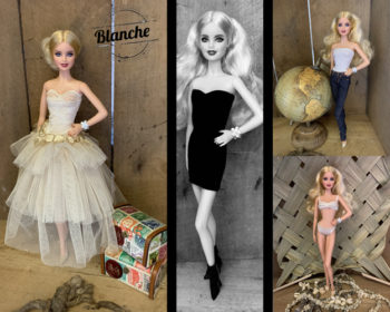 Miss Barbie Blanche