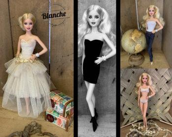 Miss Barbie Blanche