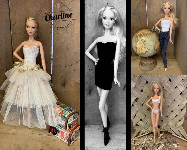 Miss Barbie Charline