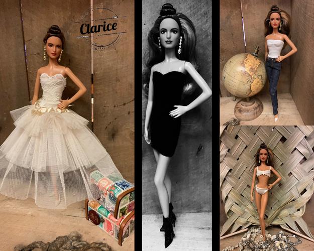 Miss Barbie Clarice