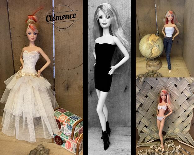 Miss Barbie Clémence