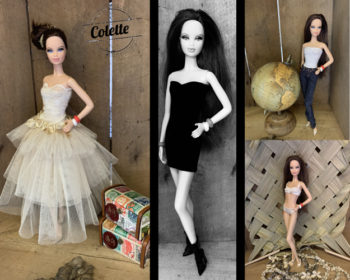 Miss Barbie Colette
