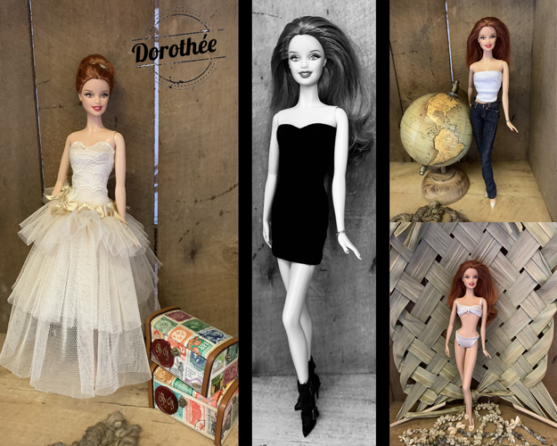 Miss Barbie Dorothée