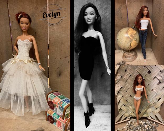 Miss Barbie Evelyn