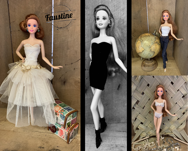 Miss Barbie Faustine