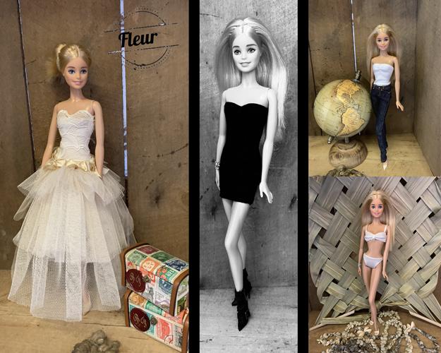 Miss Barbie Fleur