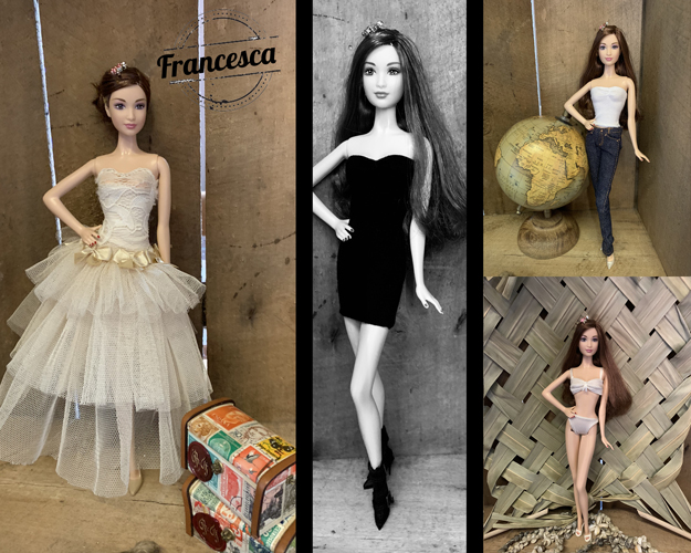 Miss Barbie Francesca